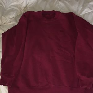 Tops - VINTAGE maroon USA olympics crewneck pullover